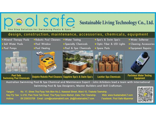 Pool Safe - Sustainable Living Technology