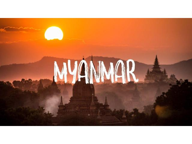 Beyond Boundaries Myanmar